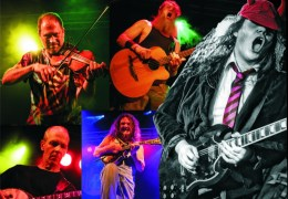 WHATS ON: Hayseed Dixie Vs Live/Wire | Warrington Parr Hall | 03.10.15