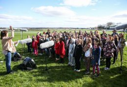 NEWS: Resonate to sing National Anthem atCrabbie'sGrand National