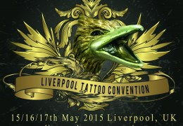 SHOUT: Liverpool Tattoo Convention   Adelphi Hotel   15-17 May 2015
