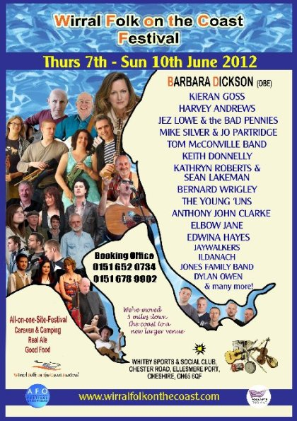 wirral folk on the coast festival 2012