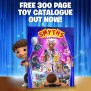 Smyths Free Toy Catalogue Instore Now Liverpool Shopping
