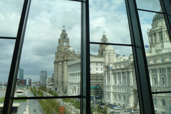 Museum of Liverpool Three Graces