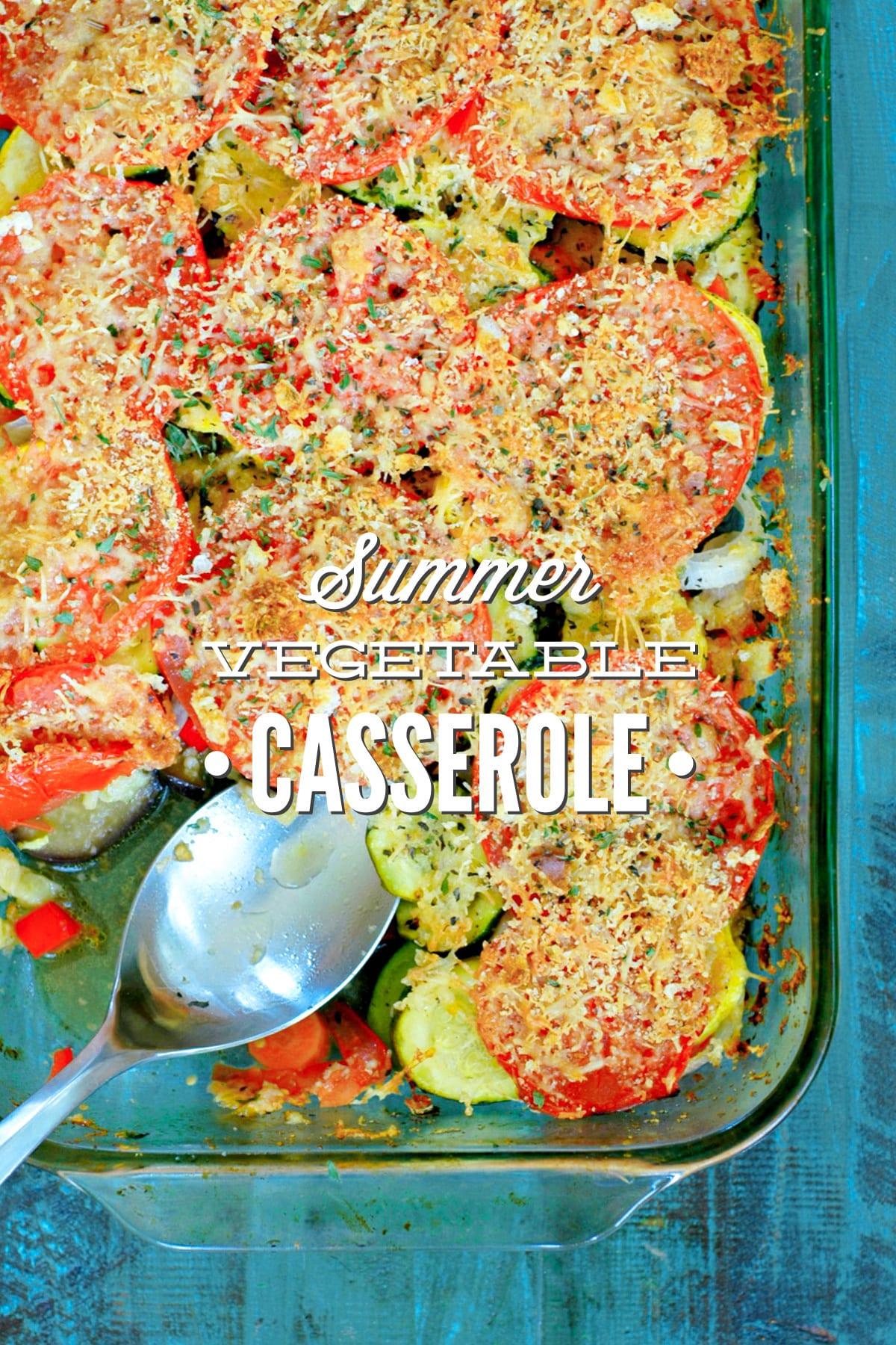 Fullsize Of Vegetable Casserole Recipes