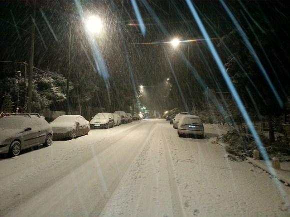 2016年各地大雪の状況
