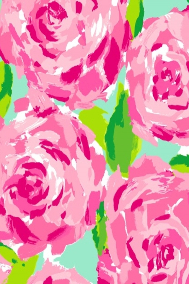 Lilly Pulitzer Quotes Wallpaper Flower Girly Wallpapers For Iphone 2018 Wallpapers Hd