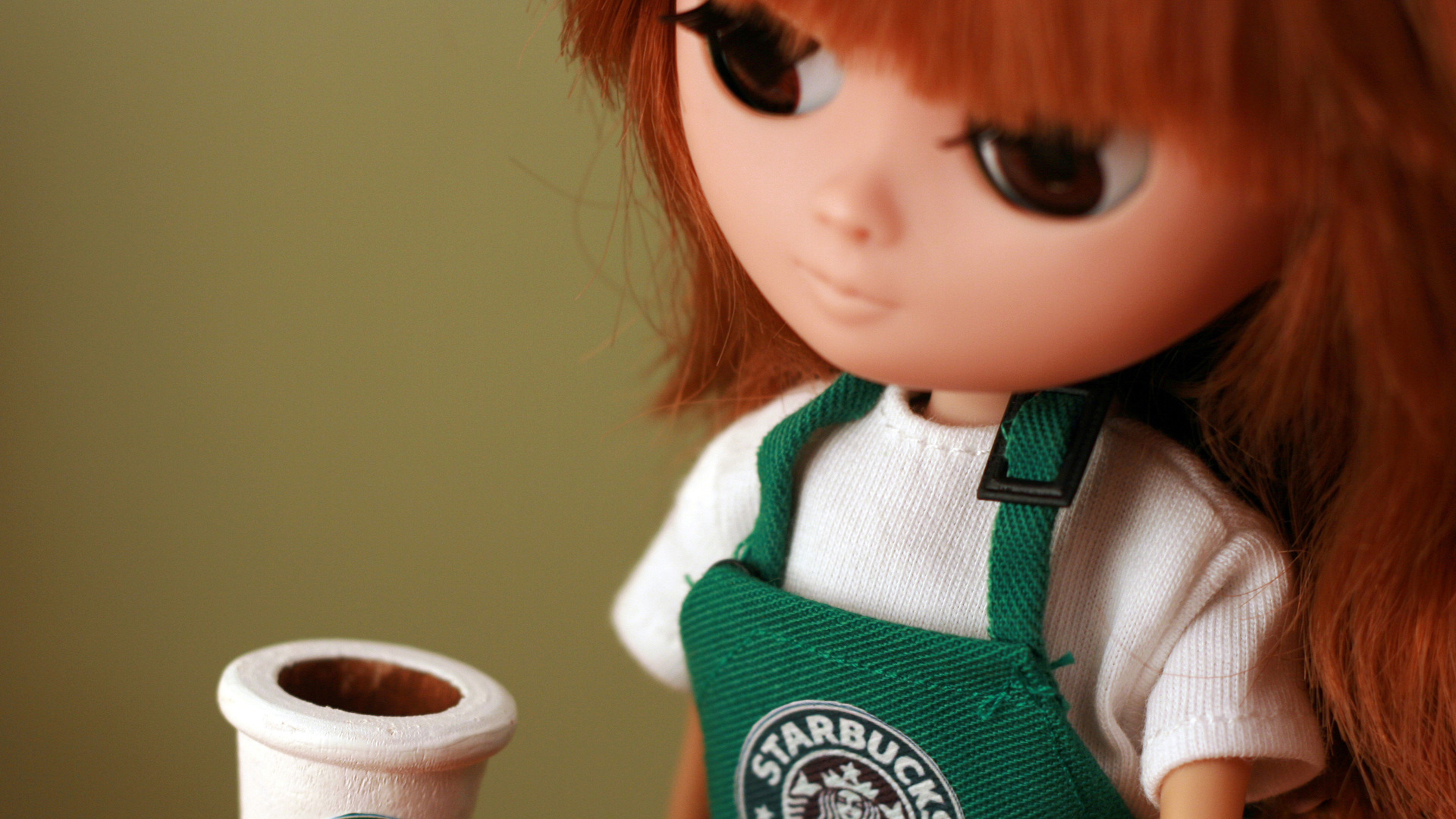 Cute Girly Live Wallpapers For Android Cute Starbucks Wallpaper Doll 2018 Wallpapers Hd