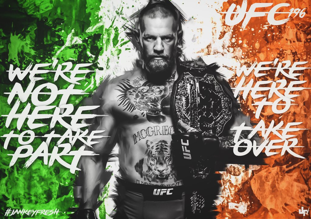 Connor Mcgregor Quote Wallpaper Conor Mcgregor Wallpaper Hd 2018 Wallpapers Hd