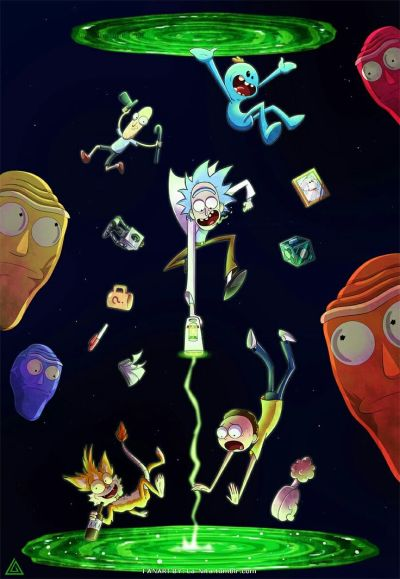 Rick And Morty Wallpaper Iphone | 2019 Live Wallpaper HD
