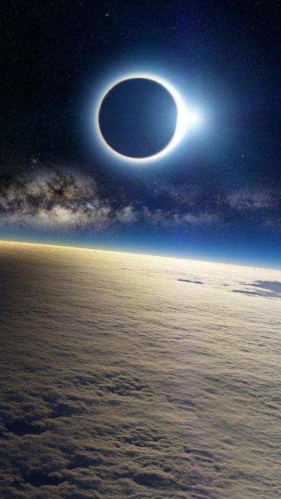 Solar Eclipse Wallpaper Iphone | 2019 Live Wallpaper HD
