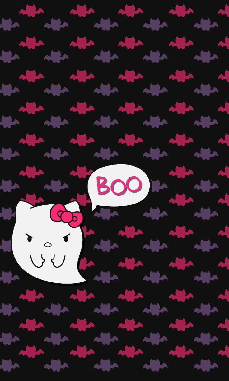 Cute Live Wallpapers For Android Apk Cute Hallo Kitty For Halloween Iphone Wallpaper 2018