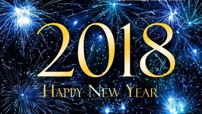 2018 Happy New Year Wallpaper | 2019 Live Wallpaper HD