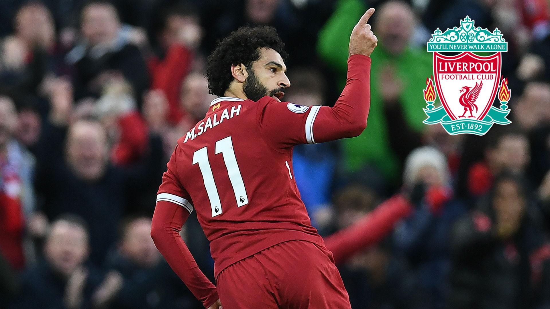 Liverpool Live Wallpaper Iphone Best Mohamed Salah Liverpool Wallpaper Hd 2018 Wallpapers Hd