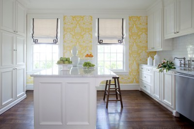wallpapers kitchen 2017 - Grasscloth Wallpaper