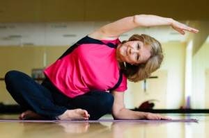 Mature-Woman-Doing-Yoga