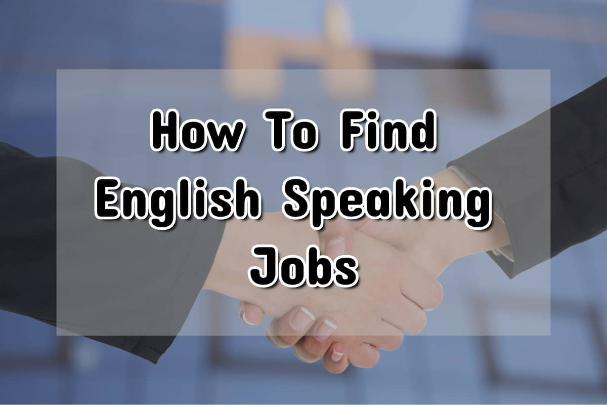 Home Office Jobs München How Can Skilled Professionals Find English Speaking Jobs In Germany