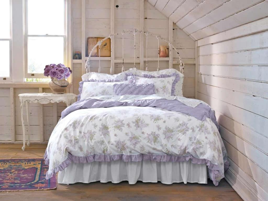 Pics photos shabby chic bed