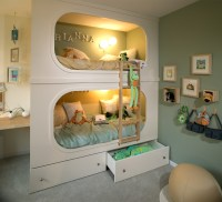 Bunk Beds for Creative Bed-time Fun
