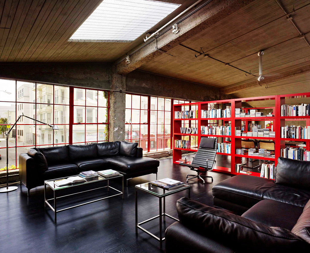 Warehouse Designer Warehouse To Home Conversion Urban Living