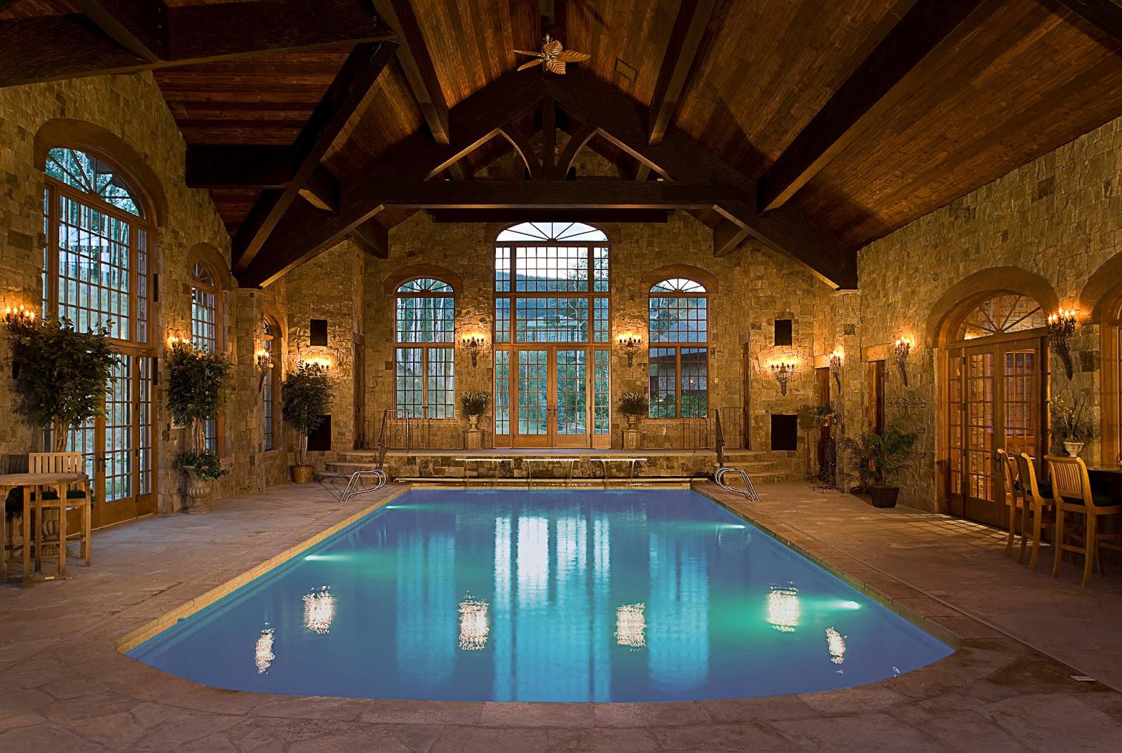 Indoor Swimming Pools to Inspire