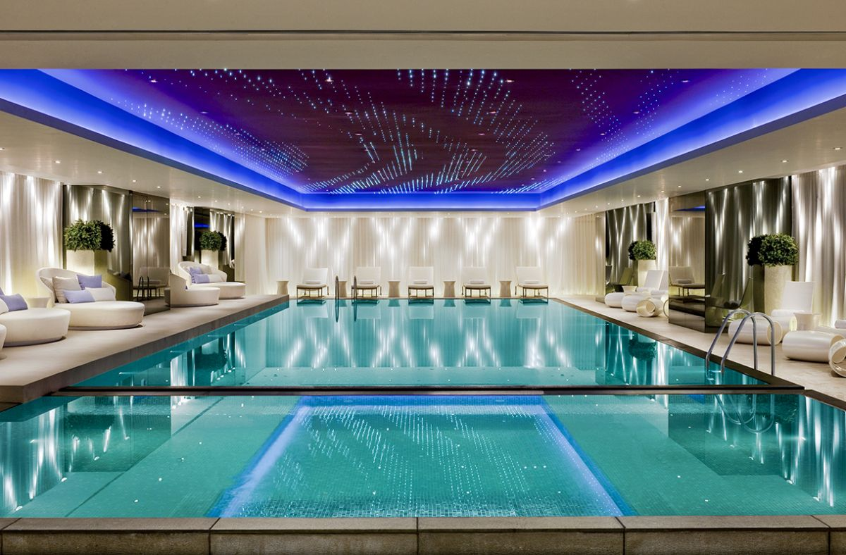 Luxus Outdoor Pool Indoor Swimming Pools To Inspire
