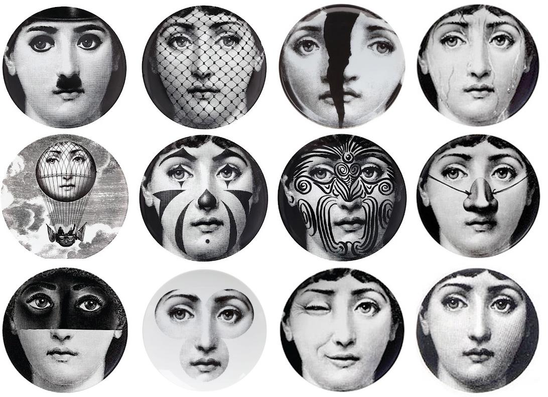 Fornasetti Piero Fornasetti And The Face That Launched A Thousand Plates