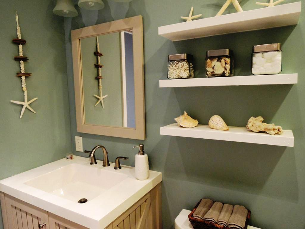 Themed Bathrooms Ideas Beach Themed Bathrooms For Inspiration