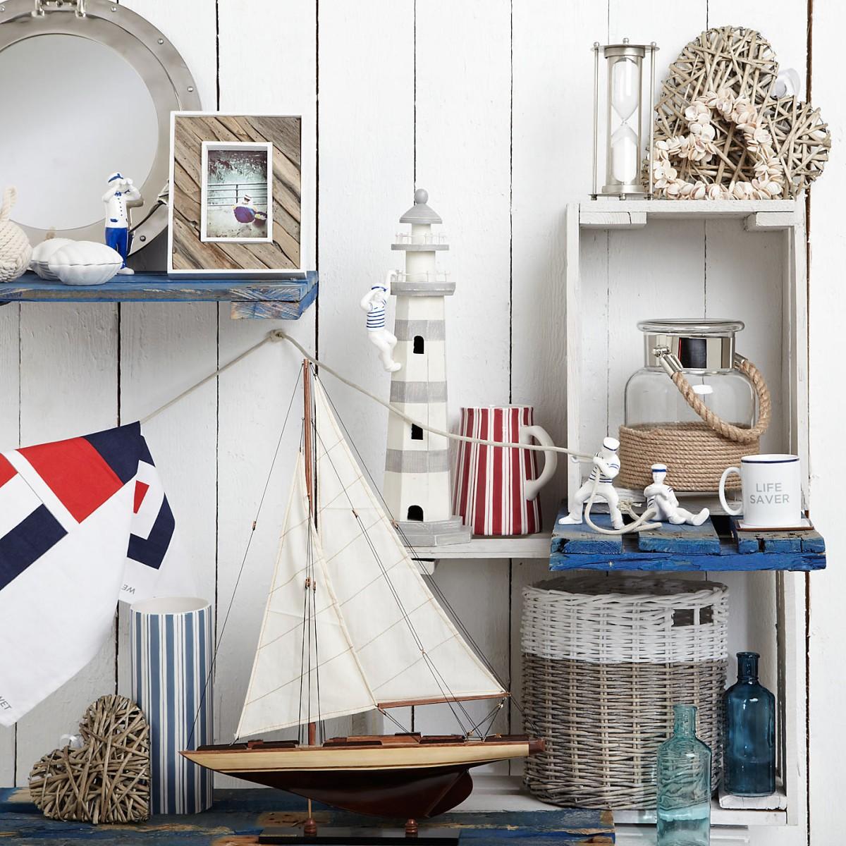 Nautical themed bathroom – Bathroom Knick Knacks