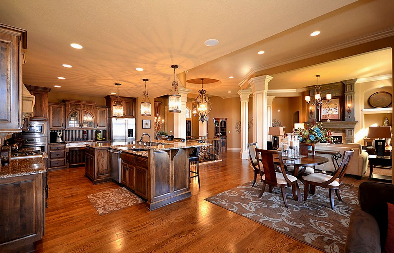 6 Great Reasons to Love an Open Floor Plan