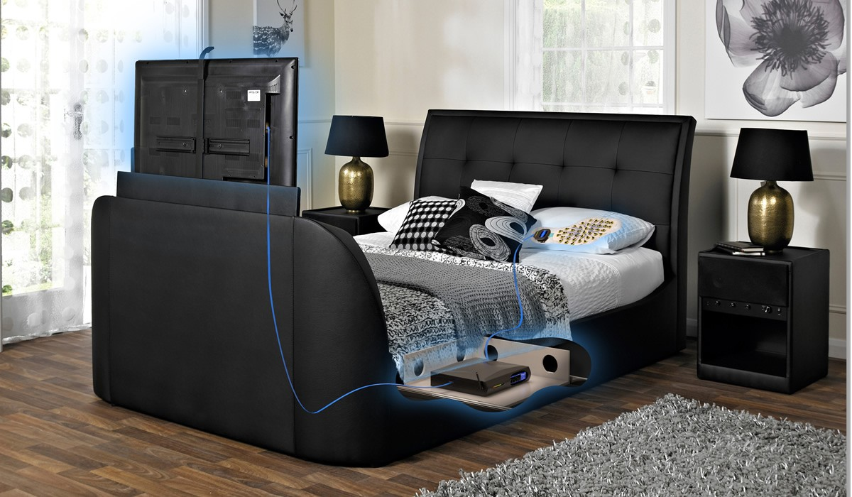 Traumhafte Betten 6 Benefits Of A Tv Bed