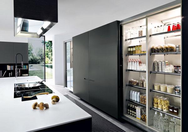 Mobili Da Cucina Dispense Design Casa Creativa E Mobili