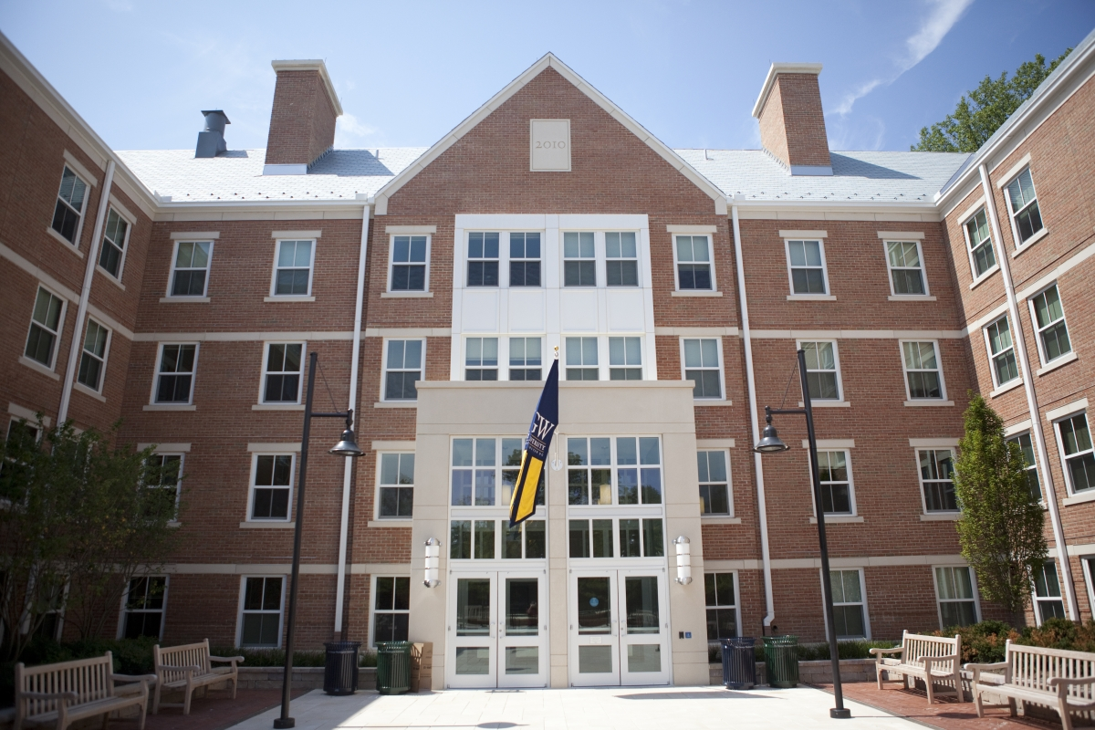 Houe Click First Year Residence Halls Gw Housing Center For