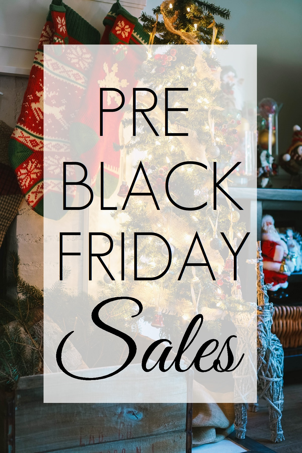 Black Friday Sale 2017 The Best Pre-black Friday Sales Of 2017 - Living After Midnite
