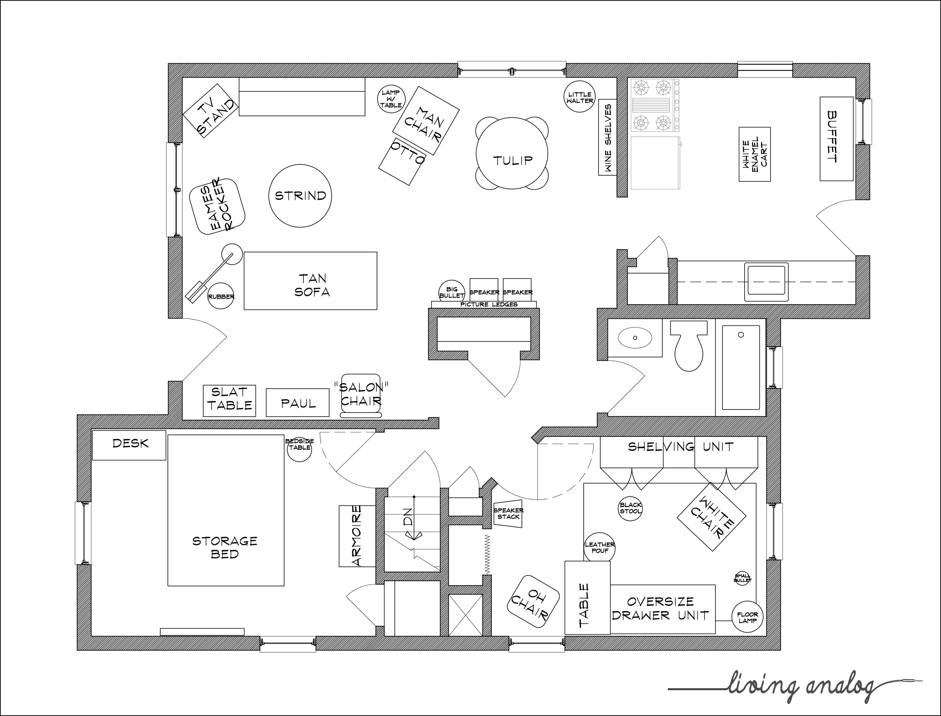 Coffee Shop Floor Plan Layout Interior Design Ideas