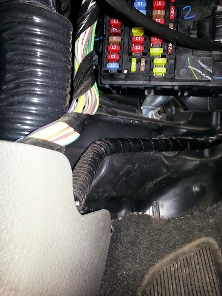Fuse Box On A Ford Fusion Wiring Diagram