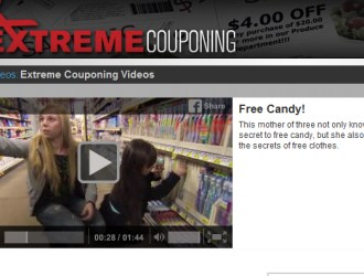 TLC's Extreme Couponing's Angelique Campbell reveals the secrets to her biggest shopping trip ever!!!