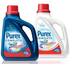 Hurry FreeFlys is offering a FREE sample of Purex with Zout Laundry Detergent!!!