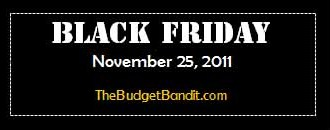 Black Friday: Here's the 411 for now!!!!