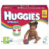 Huggies Diapers only $0.15/diaper!!! Hot Price!