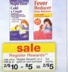 Walgreens: Triaminic Money Maker Starting Sunday!