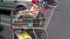 My Costco trip and how I plan to stick to my $300/month budget for our family of 6!!!