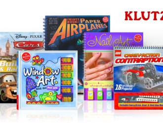 HOT $30 voucher to Klutz (awesome toys, books, activities and more) for only $10!!!
