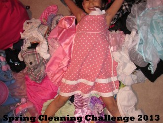 Spring Cleaning Challenge 2013! Who wants to join me??? Week 1: Kids Rooms