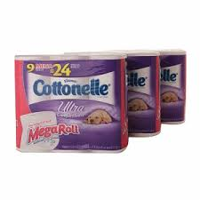 HyVee…Cottonelle Toilet Paper just $0.15 a roll 7/28-7/29 only!!!! STOCK UP!