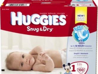 Amazon *HOT* Huggies Diapers deal for just $0.12 each PLUS free shipping!