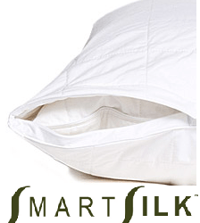SmartSilk Pillow Protector Review….stop sleeping in your filth!