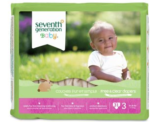 *HOT* $3 off Seventh Generation Diapers coupon PLUS get diapers for just $0.20 each!