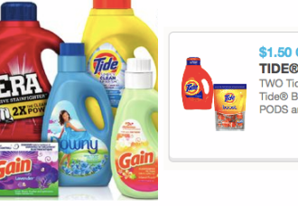 UPDATE: Dollar General: Tide Simply Clean & Fresh Liquid 40 oz Laundry Detergent just $1.67 each!!!