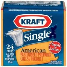 New $0.75 off Kraft Singles Coupon + just $0.24 at HyVee (after Catalina)