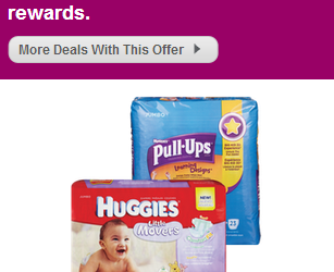*HOT* Huggies Diapers just $1.99 each at CVS *STOCK UP*