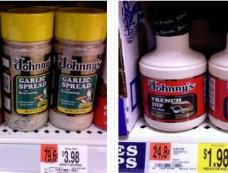 HOT high value $2 off Johnny's coupon + FREE at Walmart!